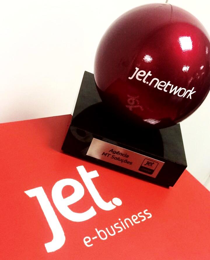 Programa JET Network – Premiação