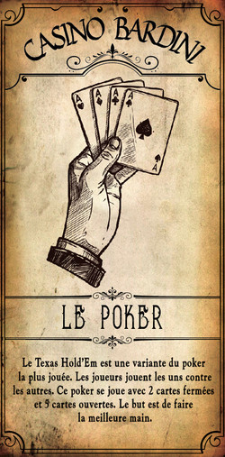 LE POKER