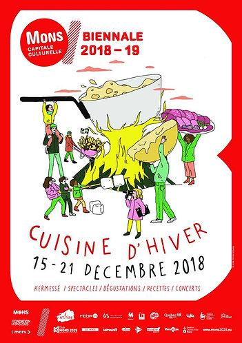 """14-12-2018 PHOTOMATON """"CUISINE D'HIVER"""""""