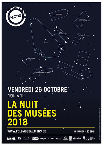 26-10-2018 NUIT DES MUSEE 2018