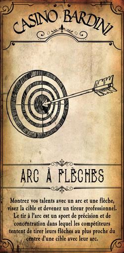 ARC A FLECHES