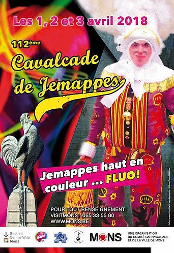 02-04-2018 CAVALCADE DE JEMAPPES