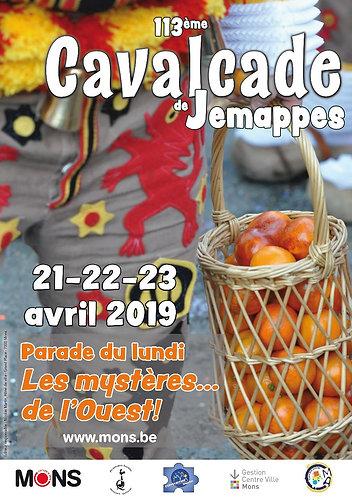 21-04-2019 CAVALCADE DE JEMAPPES