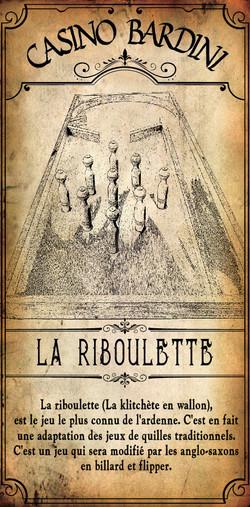 LA RIBOULETTE