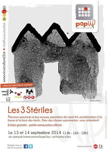 13-09-2014 LES TROIS STERILES
