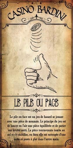 LE PILE OU FACE
