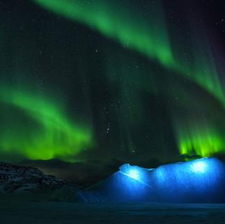 Aurora & the Blue Rock