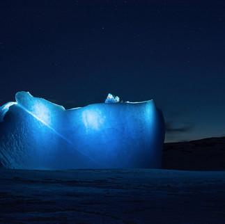 Shine like Ice in the Night