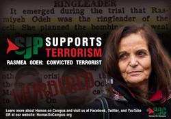 SJP Supports Terrorism