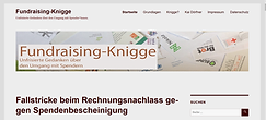 Fundraising Knigge Website.png