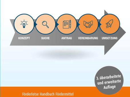 Rezension: Handbuch Fördermittel