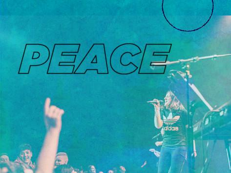 PEACE Playlist on Spotify
