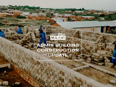 Admin Building Update: January 27