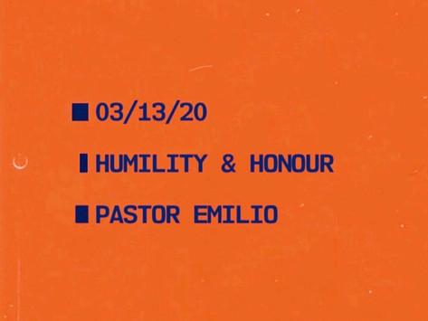 HUMILITY & HONOUR