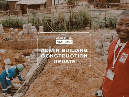 Admin Building Update: January 15