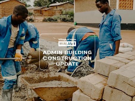 Admin Building Update: January 20