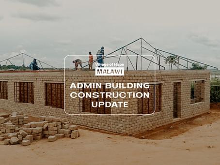 Admin Building Update: March 5