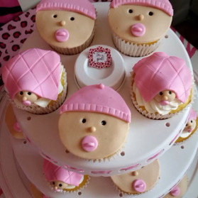 little baby cupcakes