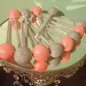 bling cake pops