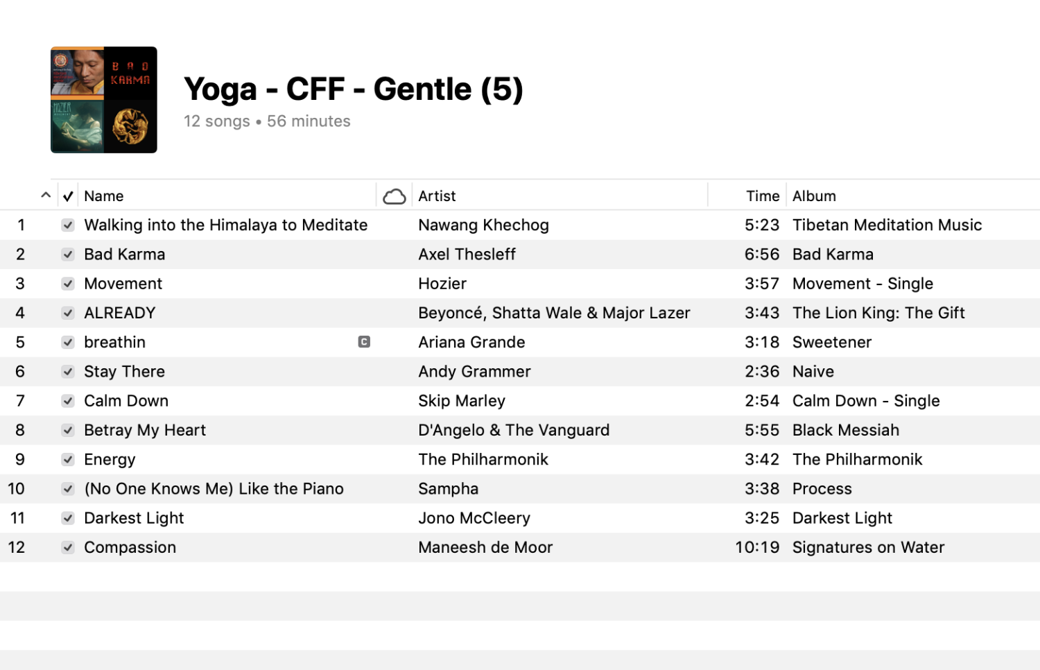 5-yoga-gentle-playlist-2019