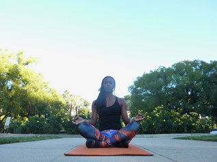 Kavisa Nourishing Justly - Meditation in
