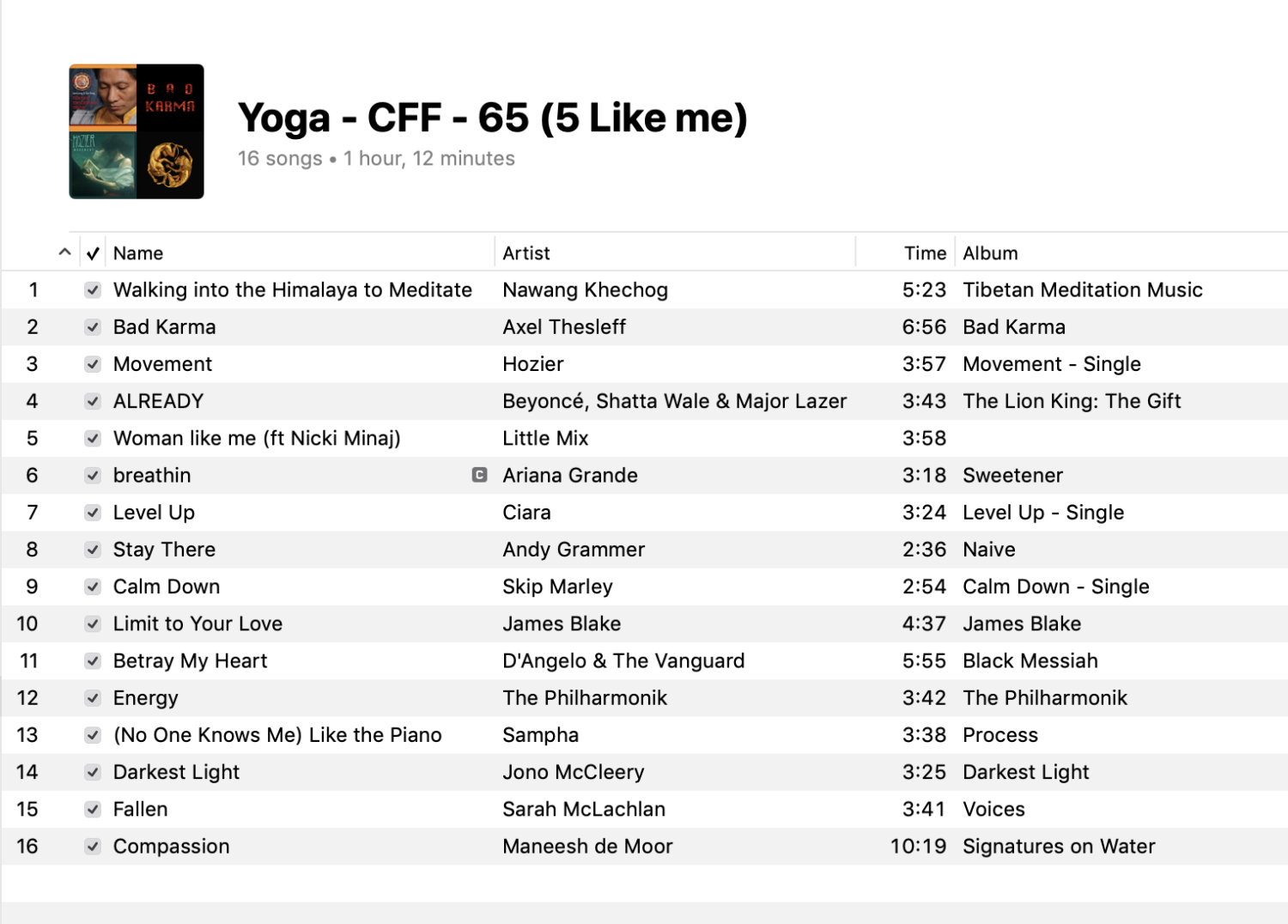 5-yoga-mixed-levels-playlist-2019