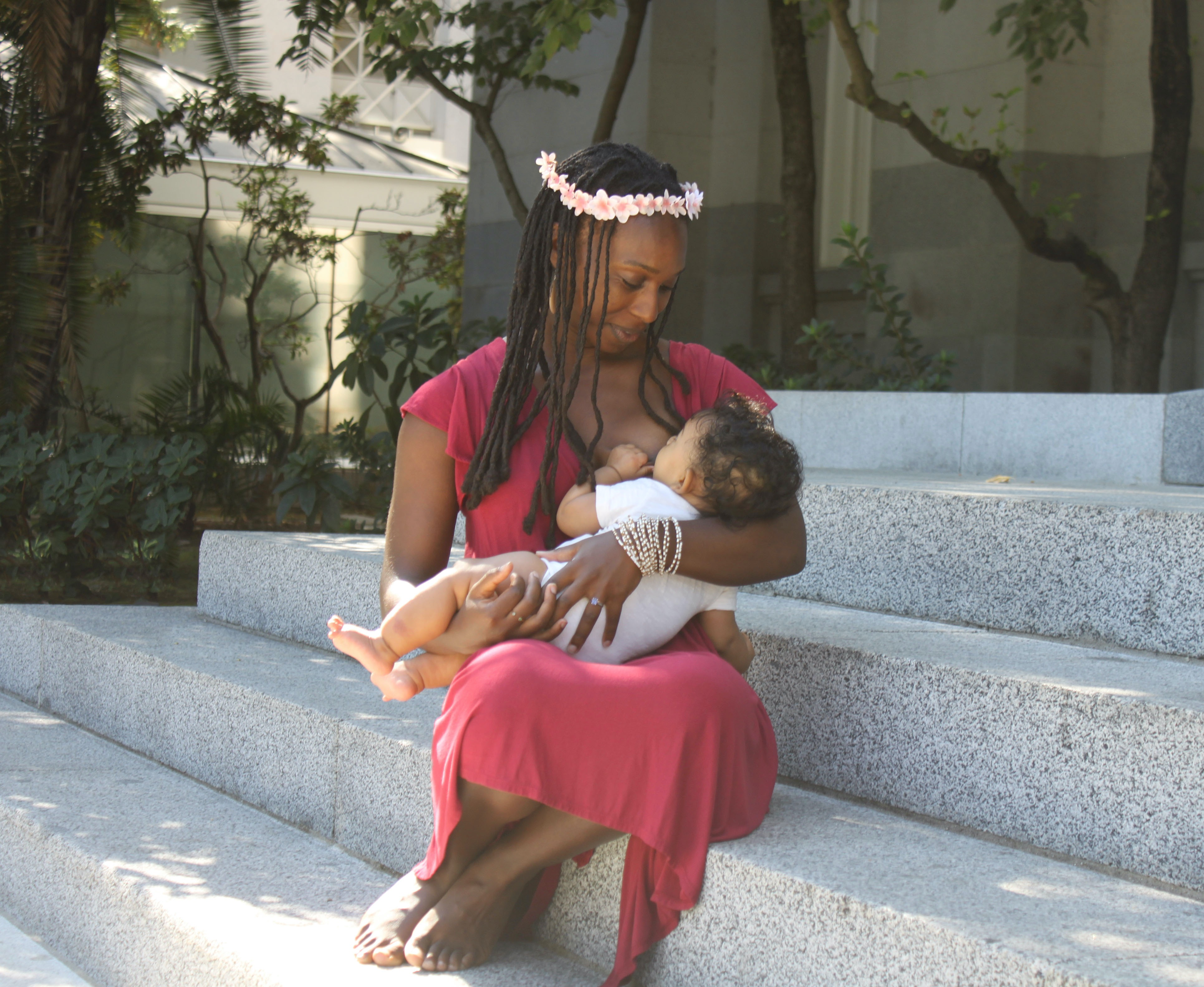 Kavisa Nourishing Justly - Breastfeeding at California Capitol