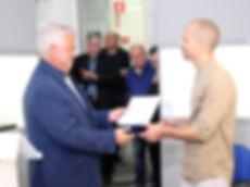 vincitore maestri orafi Orafo Valerio De