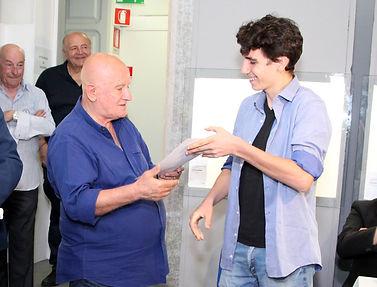 Vincitore_liceo_di_forlì_Nicolas_Bittini