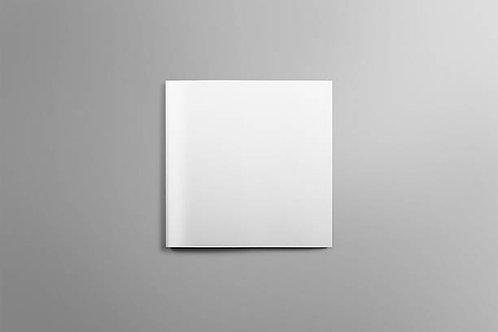 Square premium hardback photobook