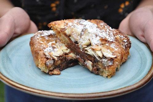 Croissant de Chocoalmendras