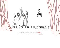 Molière (Re(re))présente