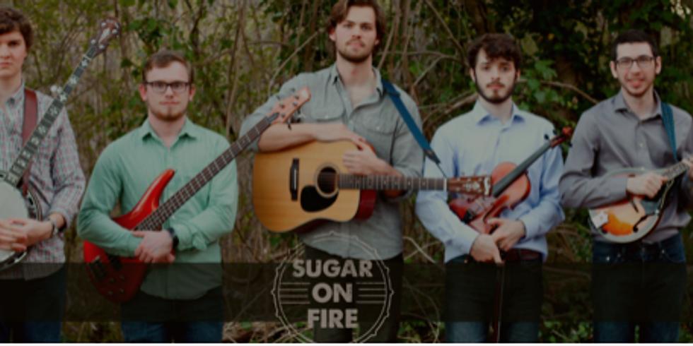 Sugar on Fire