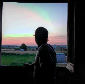 La ventana (texto ganador en la categoría: creación en prosa).