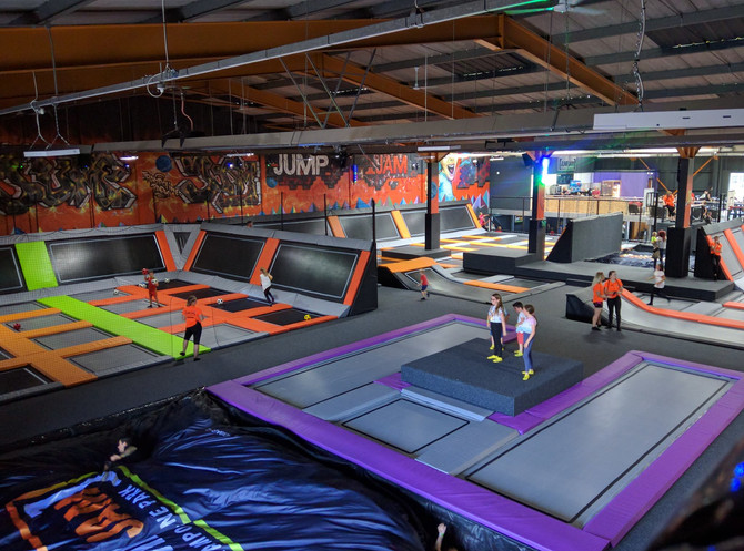 5 Reasons to Visit a Trampoline Park with Your Family – Especially Jump Jam