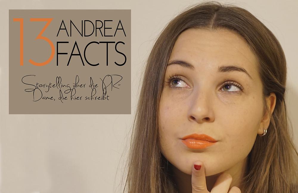 13 Facts über Andrea Alton. PR-Coach und PR zum Selbermachen