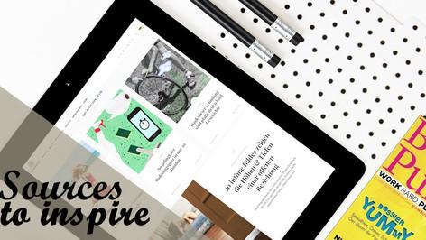 9 Inspirationsquellen für Ideenfindung und Content de Luxe