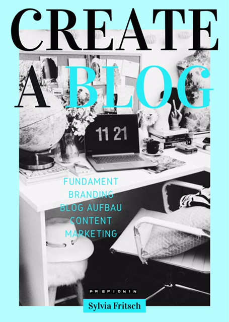 Create a blog - E-Book