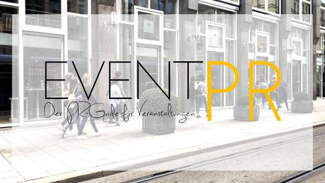 Wie Dein Event oder Workshop zum Besuchermagnet wird: Mein PR-Guide für Veranstaltungen