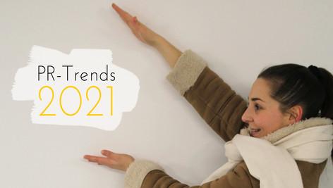 5 PR-Trends für 2021 die Du kennen solltest