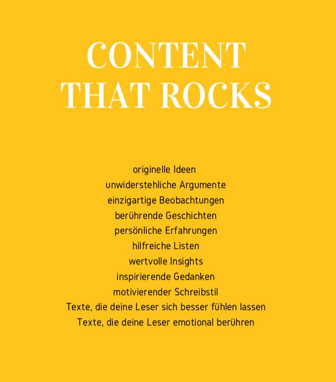 Content-Ideen, wie Du einen eigenen Blog erstellst