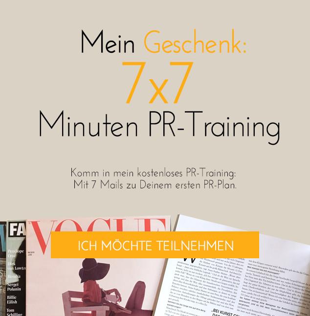 PR-Konzept erstellen: PR-Training, wie Du dein erstes Kommunikationskonzept erstellst