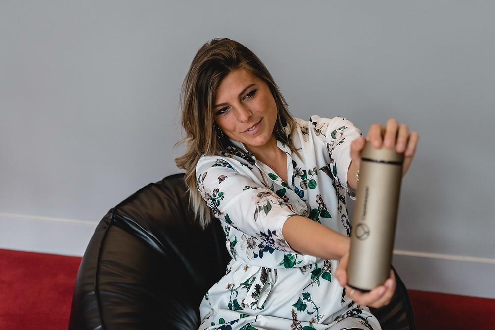 Natalie Brüne von Startup Schule; Startup Tipps