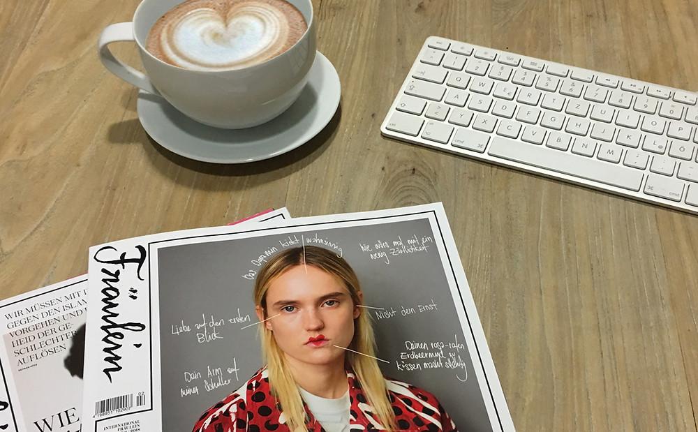 Frauenpower- und Gründermagazine die gerne über Dich berichten. PR-Coach für PR zum Selbermachen
