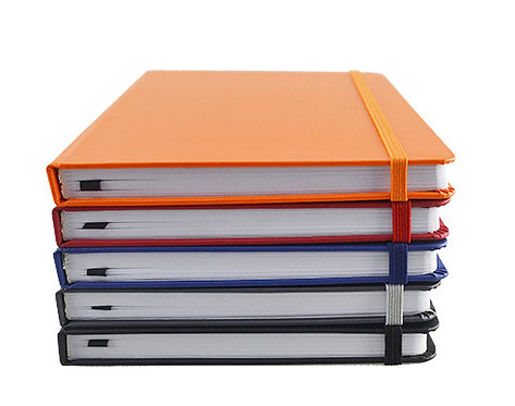 Hardcase Elastic-Band Notebook 1153E