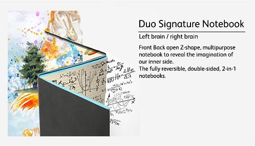Duo Signature Notebook 2853