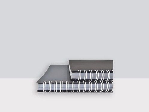 (A5) PP2 Polypropylene Notebook (PVC)