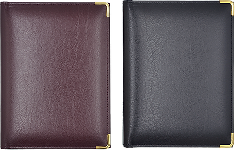 (A5) Leatherette Executive Cover LT2