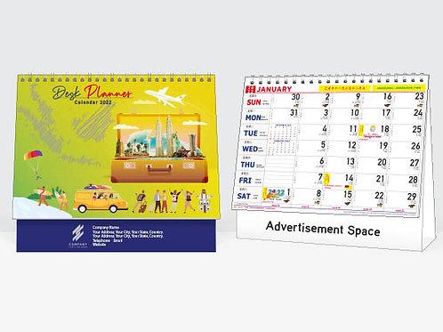 TC8766 Desk Planner Calendar