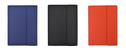 Tri-fold Premium Hardcase Notebook 2953